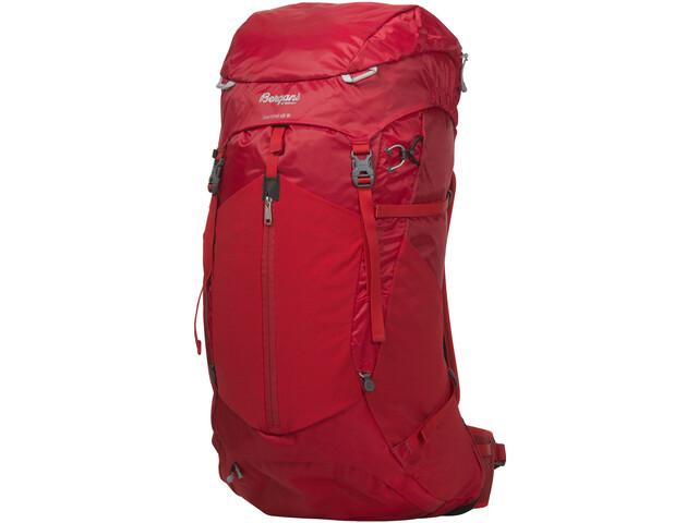 4e9fafdbf90 Start · Trekking & Wandelen · Trekking- & Wandelrugzakken; Bergans  Skarstind 48 rugzak Dames rood. Bergans ...